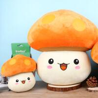 Game MapleStory Orange Mushroom Plush Doll Pillow Stuffed Toys 20/35cm Cosplay
