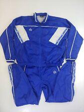 Admiral Tracksuit VTG soccer warm up lined windbreaker jacket pants size large