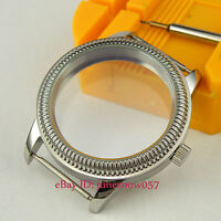 44mm Parnis Fit 6497 6498 movement stainless steel watch case C7