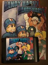 Handy Harvy Sega Genesis/Mega Drive BRAND NEW CIB