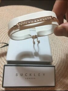 Buckley London Rosegold Bracelet