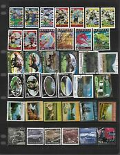 37 great stamps from New Zealand