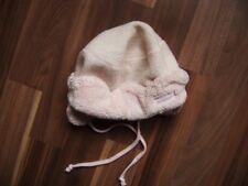 @ Dolli @ Hut Fleece Ohrenklappen rosa 45 cm Gr. 50/56 Monate 0-3