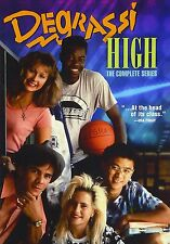Degrassi High ~ Complete Series (28 EPISODES + GRADUATION) ~ NEW 4-DISC DVD SET