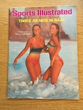 1978 Complete ANNUAL SWIMSUIT EDITION Sports illustrated  No label