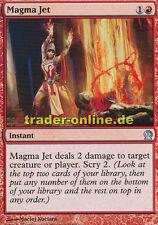 Magma jet (magmastrahl) Theros Magic
