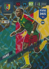 Fifa 365 Cards 2018 - 356 - Vincent Aboubakar - Kamerun - Fans