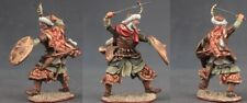 Tin toy soldiers ELITE painted 54 mm  Eastern warrior