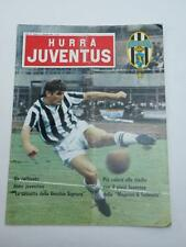 HURRA' JUVENTUS JUVE rivista vintage # 11 - novembre 1966 calcio football