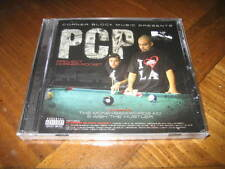Chicano Rap CD Project Corner Pocket - STOMPER Zapata the Ghost LBOY Krazy Race