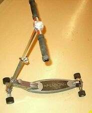 Fuzion Collapsible steering bar skateboard used in great shape has original box