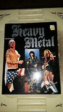 Long Meadow Press: Hardcover Historical Review by Mick St Michael - HEAVEY METAL