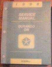 1995 Dodge Durango DN Factory Service Manual