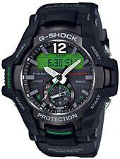Casio G-SHOCK Mens Wrist Watch GR-B100-1A3JF Black 54mm Anadigi Solar New O