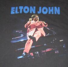 """ELTON JOHN """"Solo Tour"""" Concert (XL) T-Shirt"""