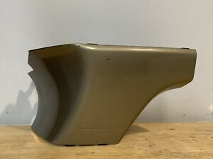 OEM 2003 - 2004 Subaru Outback Front Bumper Tow Hook Cover Panel Gold