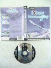 16756 - Extreme Snowboarding - PC () Windows XP