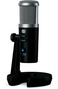Presonus Revelator Pro USB microphone for streaming, podcasting, gaming w/effect