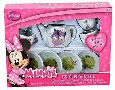 Disney Minnie Mouse Tee Service 10-teilig 3