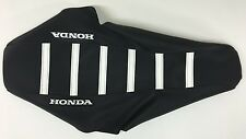 New Honda white Ribbed Seat cover CRF250R CRF250 2010 2011 2012