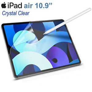 Soft Pet Film Screen Protector Guard for Apple iPad Air 4 10.9 Inch 2020 2021