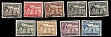 1938 Turks & Caicos Islands George VI  Mint Stamps Raking Salt in the Caribbean
