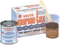 MARINE-TEX RM306K  WHITE MARINE TEX KIT 14OZ