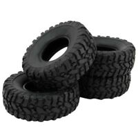 4PCS Tire DIY Tyres For WPL B-16 1:16 RC Car Vehicles Military Truck Off-road