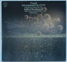 Dvorak, Klavierquartette Op.23&87, Juilliard Quartet [CBS 79218]