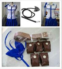Fairy Tail Lucy Heartfilia Cosplay Costume whip belt F008