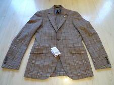 Hackett Check Double Jacket Vents for Men