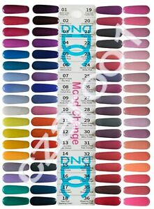 DND DC COLLECTION OF MERMAID / PLATINUM / MOOD CHANGING GEL -Your Choice!