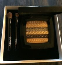 CHANEL OMBRES LAMEES DE CHANEL VERY LTD. ED. SOLD OUT! GOLDS, BROWNS, GIFT BOX