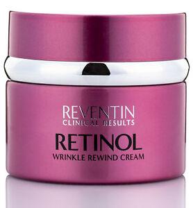 Reventin Clinical Results Retinol Wrinkle Rewind Cream 1.5 Fl Oz (44mL)