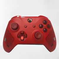 Genuine Microsoft Xbox One Wireless Controller - Sport Red Special Edition 1708