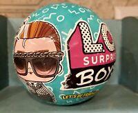 LOL SURPRISE BOYS SERIES 4 Boy Doll 1 Ball FREE SHIP New