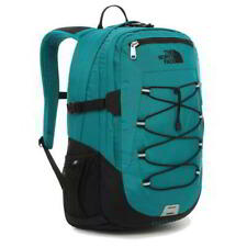 The North Face Borealis Classic Green Backpack Travel School Bag 29L Laptop slee