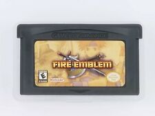 Fire Emblem (Nintendo Game Boy Advance, 2003) Tested - Ships Fast/Free