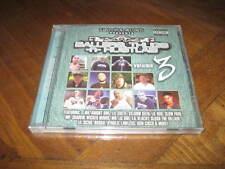 Ballers Thugs N Hustlas Volume 3 Rap CD - Mr. Shadow Lil Cuete Wicked Minds