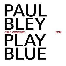 PAUL BLEY - PLAY BLUE-LIVE IN OSLO (SOLO)  CD NEU
