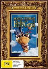 Monty Python And The Holy Grail (DVD, 2006, 3-Disc Set) region 4