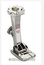 BULK OVERLOCK FOOT, #0084577200 (#12N) fits BERNINA 120 – 200 SERIES
