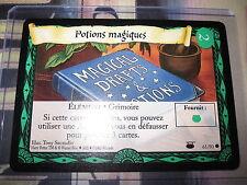 HARRY POTTER TCG CHEMIN DE TRAVERSE potions magiques 61/ 80 COM FRANCAIS NEUF