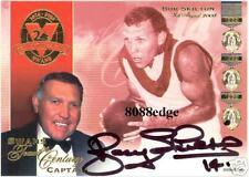 2003 SELECT SWANS CENTURY CAPTAIN SIGNATURE: BOB SKILTON #275/500