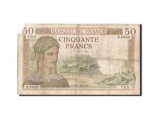Billets, 50 Francs type Cérès #203740