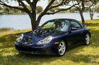 2001 Porsche 911  2001 Porsche 911  32,900 Miles Lapiz Blue Metallic  3.6 flat 6 6 Speed Manual