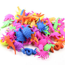 24pc Growing Toys Water Expansion Sea Life Educational Bath Animals Kid Birthday