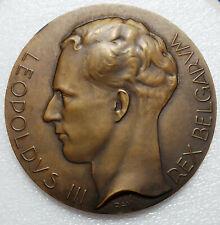 Medaille auf das Offiziersgefangenenlager Prenzlau 1942