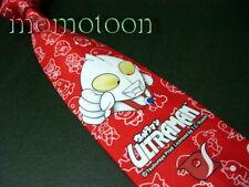 Rear Ultraman Monster Kaiju Dada Pigmon Men's Neck Tie