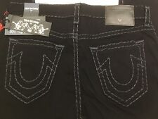 TRUE RELIGION ROCCO SUPER-T MEN JEAN DARK INGLORIOUS MJ60NZR1 NWT 38W $319 USA